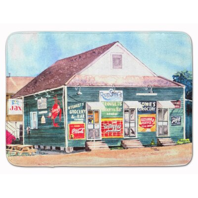 Rivershack Memory Foam Bath Rug
