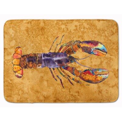 Seagate Lobster Memory Foam Bath Rug
