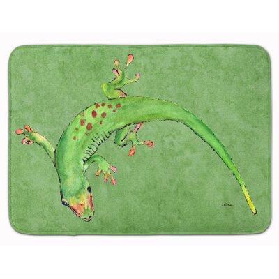 Gecko Memory Foam Bath Rug