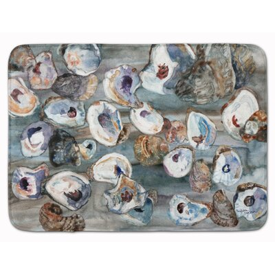 Seagrove Bunch of Oysters Memory Foam Bath Rug