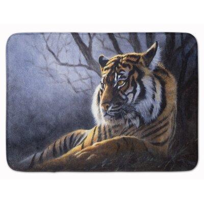 Bengal Tiger by Daphne Baxter Memory Foam Bath Rug