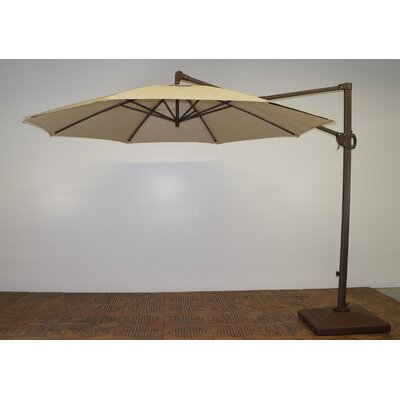 11 Cantilever Umbrella Fabric: Antique Beige