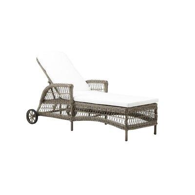 Georgia Chaise Lounge with Cushion