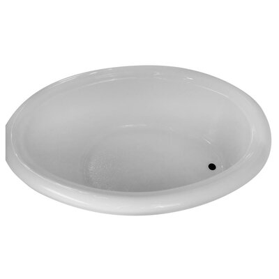 Hygienic Air Massage 72 x 48 Bathtub
