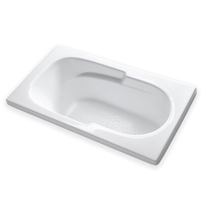 Hygienic 60 x 32 Soaking Bathtub