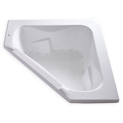 Hygienic Air Tub 60 x 60 Bathtub