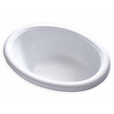 Hygienic 58 x 39 Soaking Bathtub