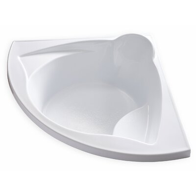 Hygienic 60 x 60 Soaking Bathtub