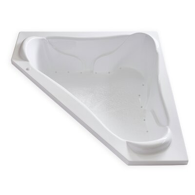 Hygienic Air 72 x 72 Bathtub