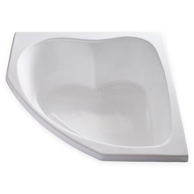 Hygienic 55 x 55 Soaking Bathtub