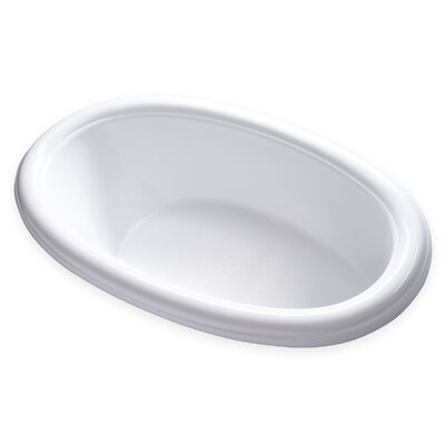 Hygienic Soaking 69 x 42 Bathtub