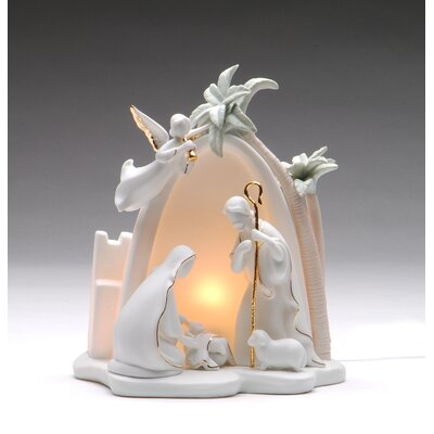 Bethlehem Holy Family Night Light