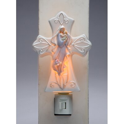 Madonna with Baby Plug Night Light