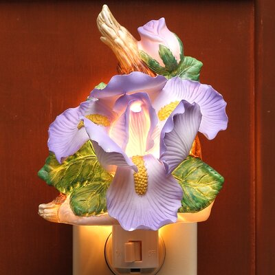 Iris Night Light
