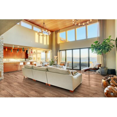 Berkley Lane 5 x 51 x 12mm Laminate Flooring in Greenland Creek Maple