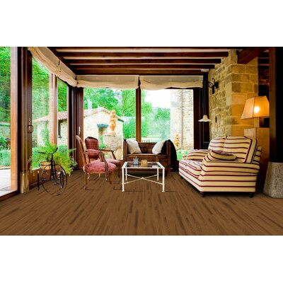 Berkley Lane 5 x 51 x 12mm Tile Laminate Flooring in McRae Hickory
