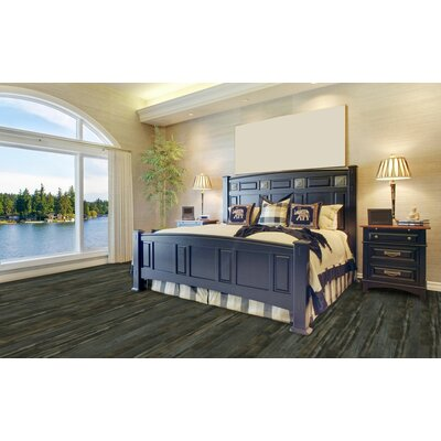 Berkley Lane 5 x 51 x 12mm Tile Laminate Flooring in Anderson Oak