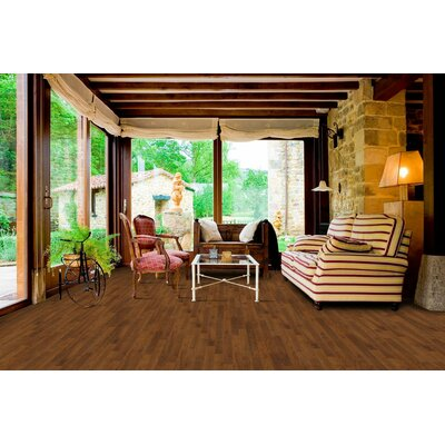 Liberty 8 x 51 x 7mm Tile Laminate Flooring in Loring Oak