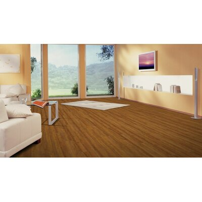 Morgan Hill 6 x 51 x 8mm Tile Laminate Flooring in Centerpoint Oak