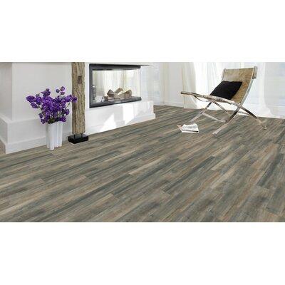 Saranac 7.5 x 51 x 12mm Tile Laminate Flooring in Sanibel Driftwood