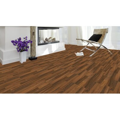 Stone Harbor 8 x 51 x 8mm Laminate Flooring in Rockland Walnut