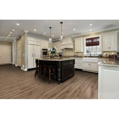 Sanderlin Mountain 5 x 51 x 10mm Laminate Flooring in Sand Seasoned Oak