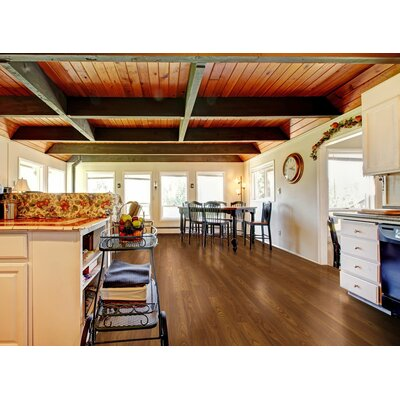 Sanderlin Mountain 5 x 51 x 10mm Laminate Flooring in Waverly Plantation Oak
