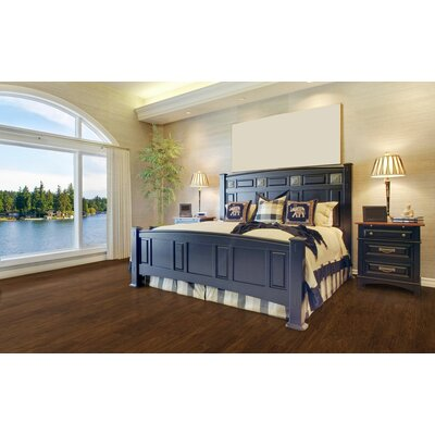 Valley Forge 5 x 51 x 12mm Tile Laminate Flooring in Yellow Springs Hickory