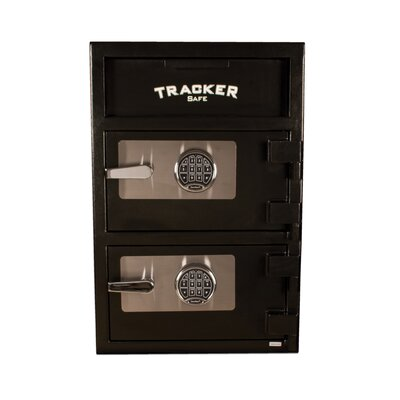 Double Door Steel Deposit Safe Electronic Lock 52 Photo