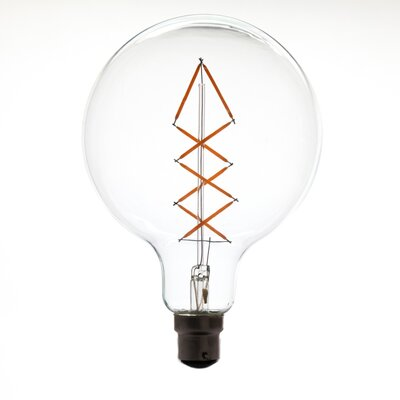 6W E26/Medium (Standard) LED Vintage Filament Light Bulb