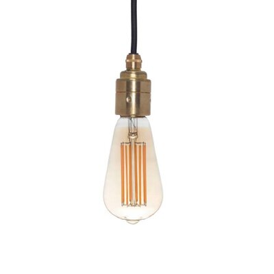 3W E26/Medium (Standard) LED Vintage Filament Light Bulb