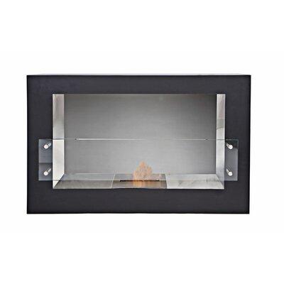 1c04b3a273b8 BioFlame Argento Argento Ethanol Fireplace
