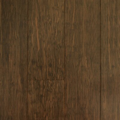 ColorFusion 4-4/5 Engineered Strandwoven Bamboo Flooring in Leather