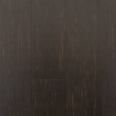 ColorFusion 4-3/4 Engineered Strandwoven Bamboo Flooring in Midnight Sky