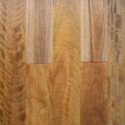 3-5/8 Solid Spotted Gum Hardwood Flooring in Melbourne Natural