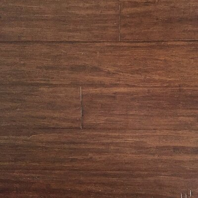 5-17/27 Solid Strandwoven Bamboo Flooring in Java