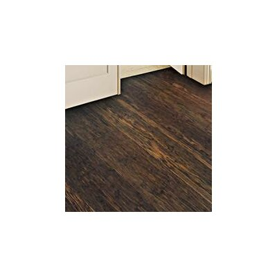 ColorFusion 4-3/4 Engineered Strandwoven Bamboo Flooring in True Walnut