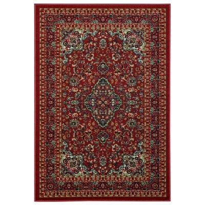 Harland Floral Doormat Mat Size: 16 x 27