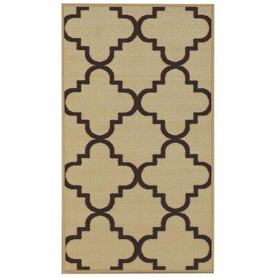 Garin Moroccan Trellis Doormat Mat Size: 16 x 27