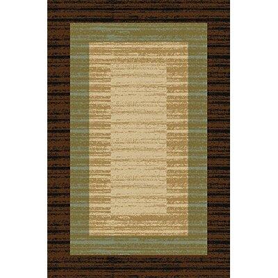 Cooke Floral Doormat Rug Size: 16 x 27