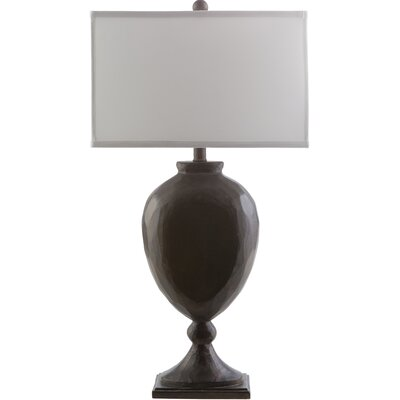 Bush 31 Table Lamp Shade Color: Fuel
