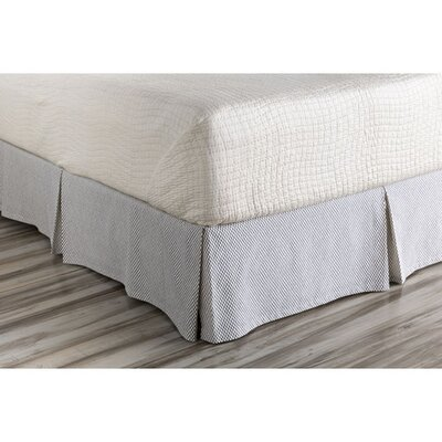 Maeystown Bed Skirt Size: Twin