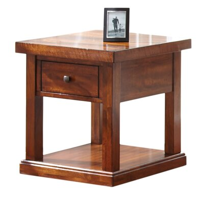 Nation End Table