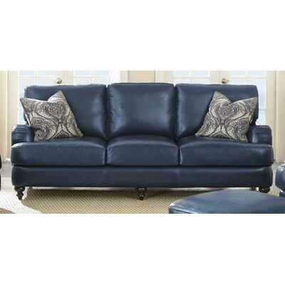 Marissa Leather Sofa