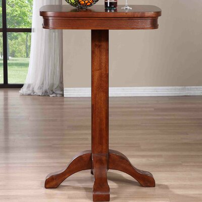 Cogdell Pub Table Finish: Sable