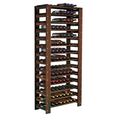 Glenford 126 Bottle Floor Wine Rack