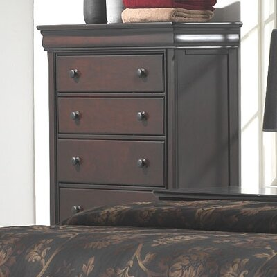Cullom 5 Drawer Chest