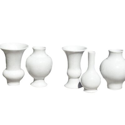 Chinoise 5 Piece Table Vase Set
