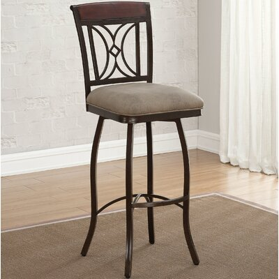 Bingham Swivel Bar Stool