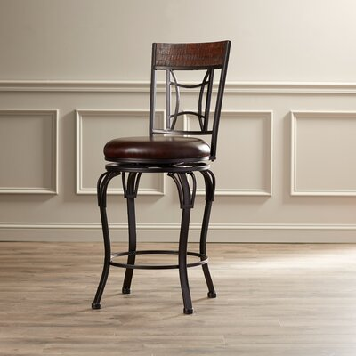 Snoqualmie 26 inch Swivel Bar Stool